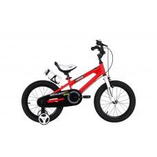 """Велосипед RoyalBaby FREESTYLE 18"""", красный"""
